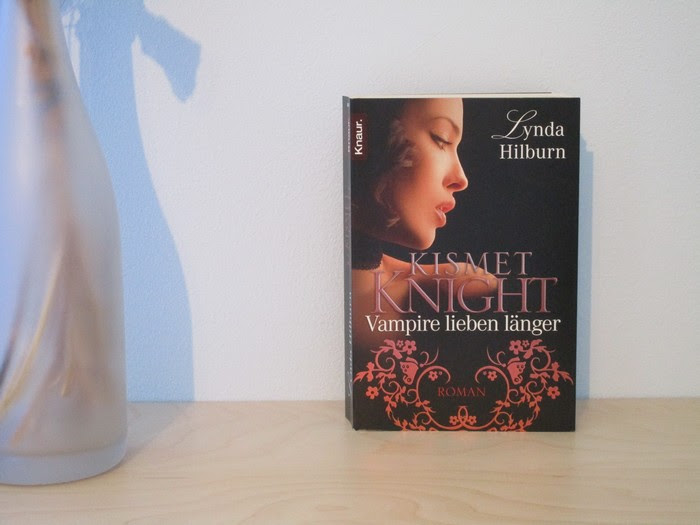 Kismet Knight - Vampire lieben länger von Lynda Hilburn