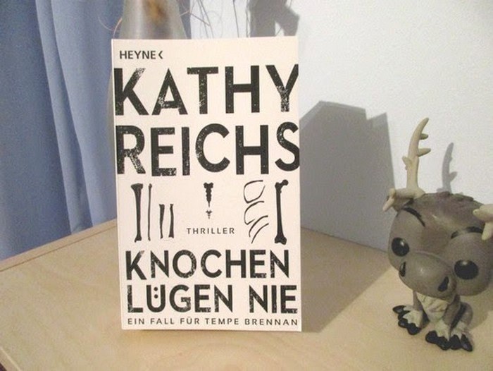 Knochen lügen nie von Kathy Reichs