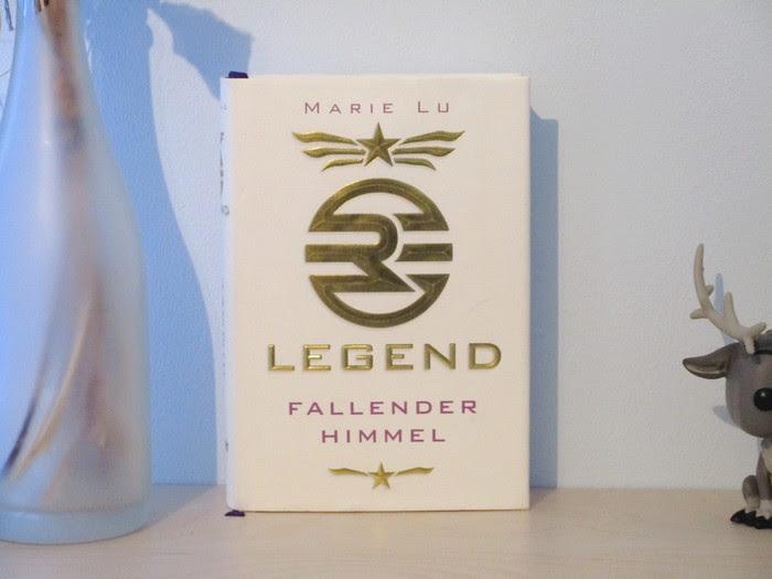 Legend - Fallender Himmel von Marie Lu