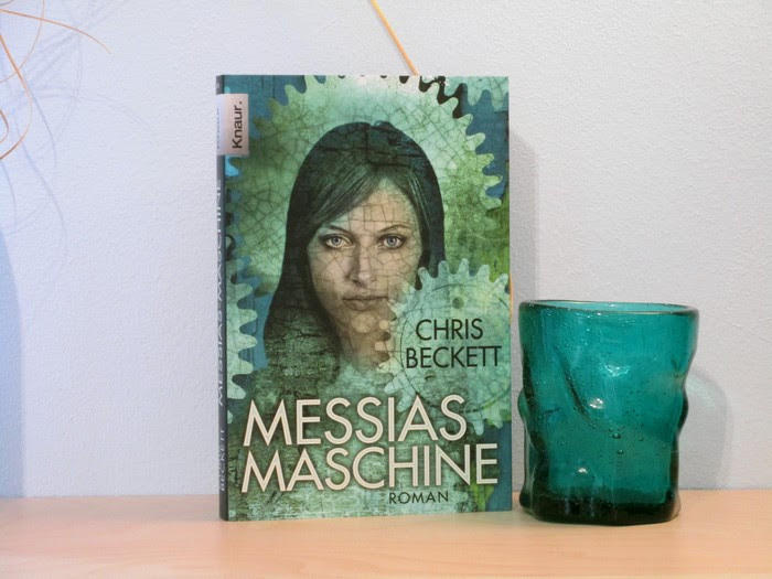 Messias-Maschine von Chris Beckett