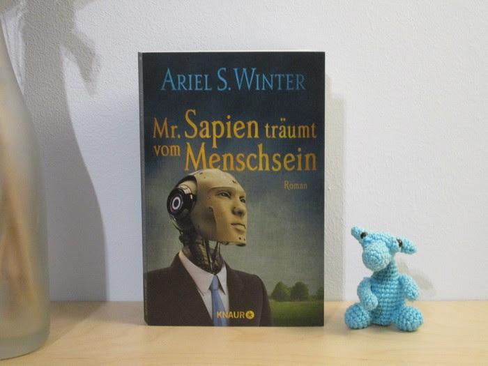 Rezension zu Mr. Sapien träumt vom Menschsein von Ariel S. Winter