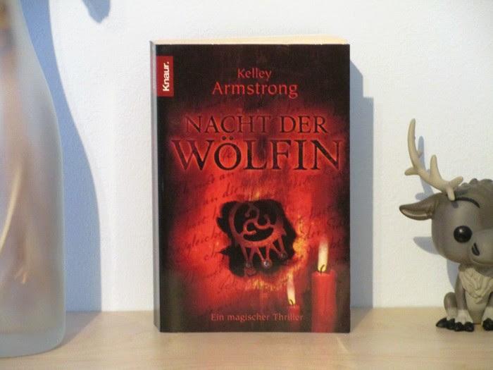 Die Nacht der Wölfin von Kelley Armstrong