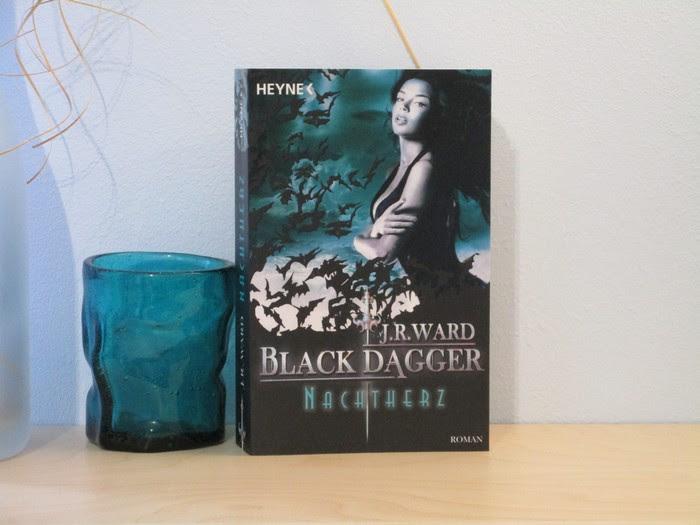 Black Dagger - Nachtherz von J. R. Ward