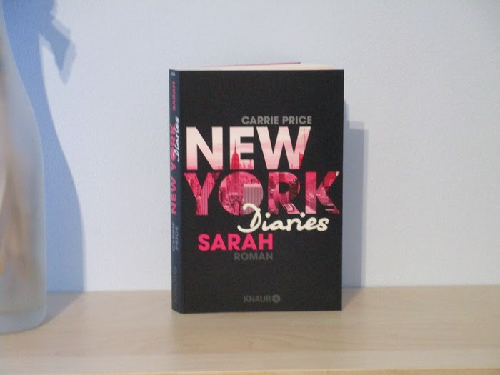 New York Diaries - Sarah von Carrie Price