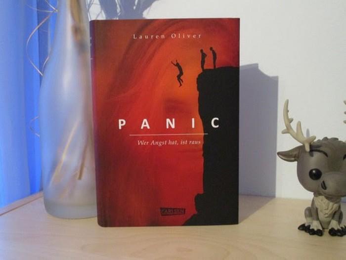 Panic von Lauren Oliver