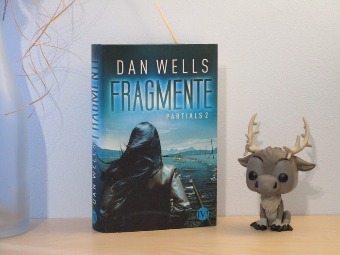 Fragmente - Partials 2 von Dan Wells