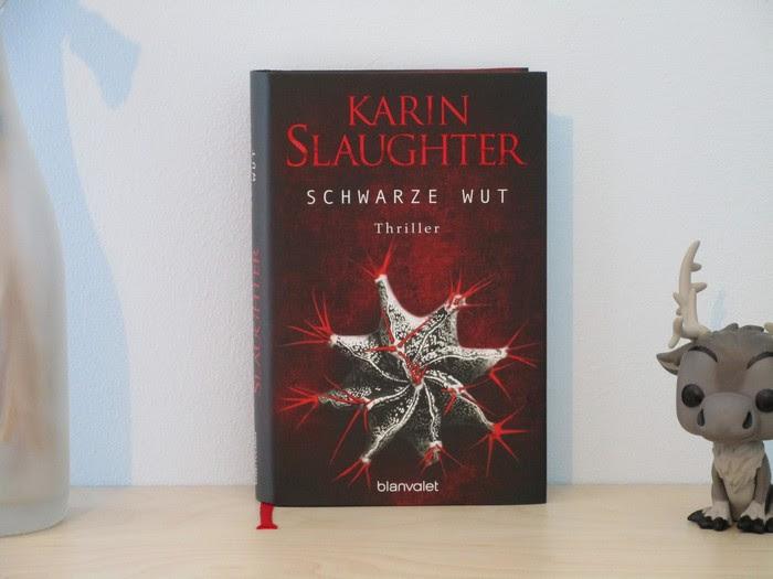 Schwarze Wut von Karin Slaughter
