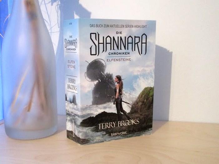 Die Shannara-Chroniken - Elfensteine von Terry Brooks