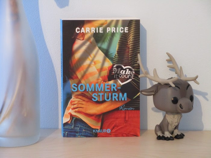 Rezension zu Make it count – Sommersturm von Carrie Price