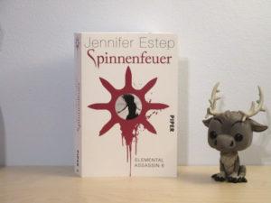 Elemental Assassin - Spinnenfeuer von Jennifer Estep