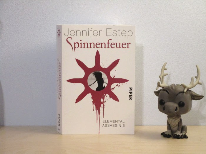 Elemental Assassin - Spinnenfeuer von Jennifer Estep