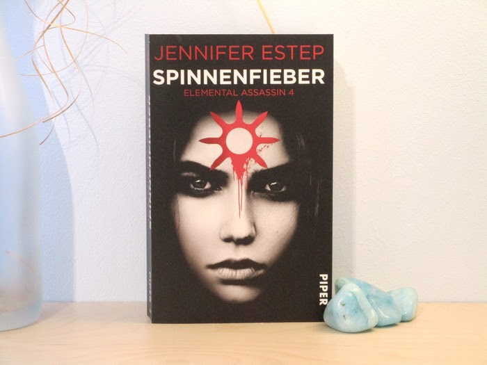 Elemental Assassin - Spinnenfieber von Jennifer Estep