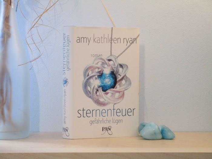 Sternenfeuer - Gefährliche Lügen von Amy Kathleen Ryan