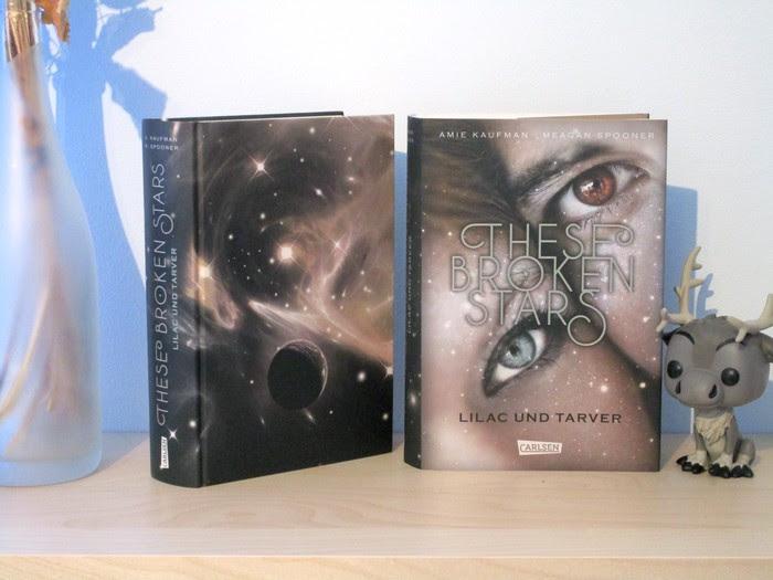 These Broken Stars - Lilac und Tarver von Amie Kaufman und Meagan Spooner