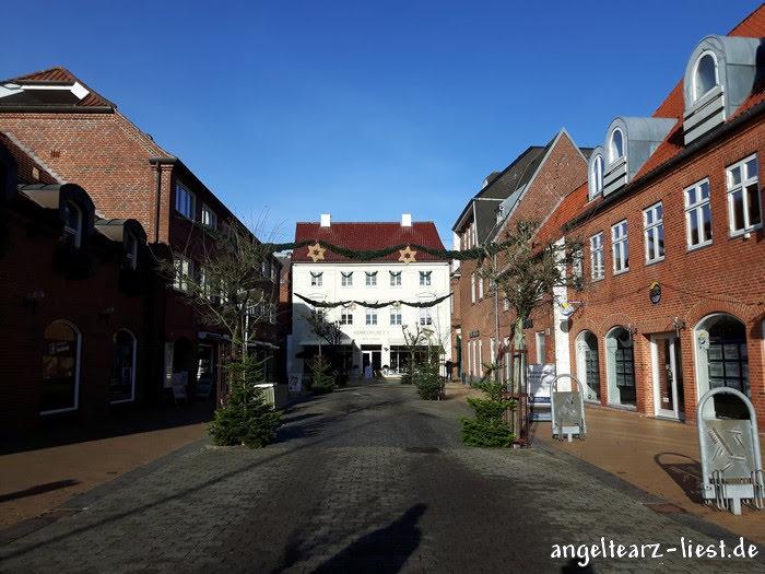 Vom kleinen Weihnachtsmarkt und einsamen Strand in Dänemark