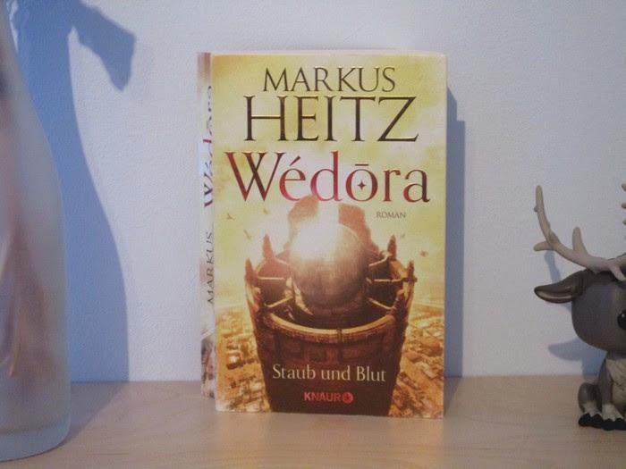 Rezension zu Wédora von Markus Heitz
