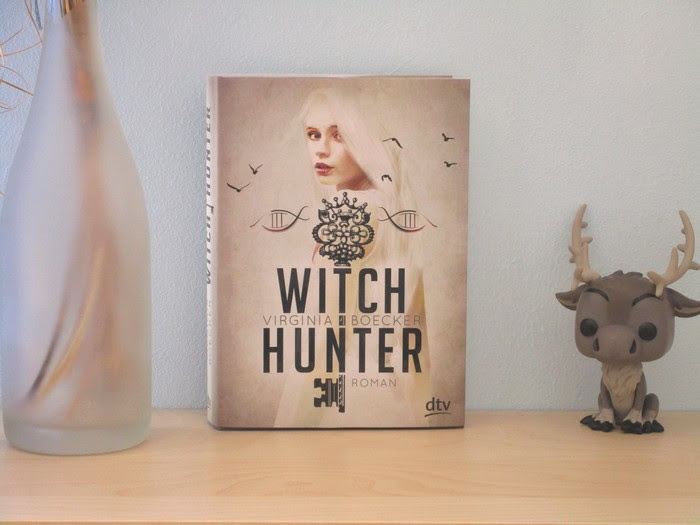 Rezension zu Witch Hunter von Virginia Boecker