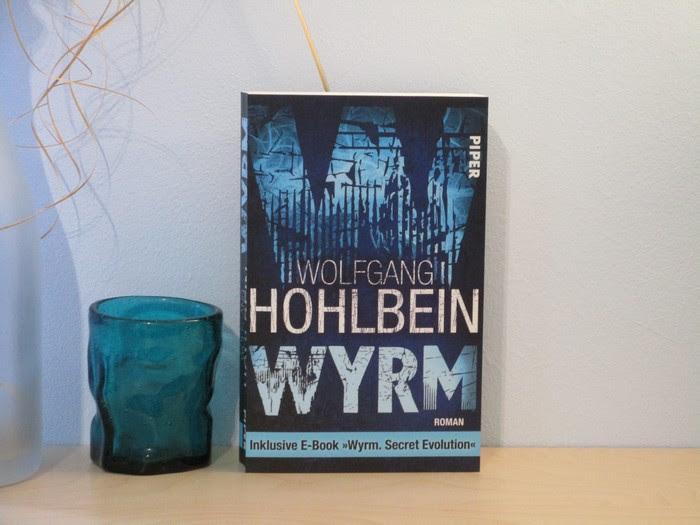 Wyrm von Wolfgang Hohlbein
