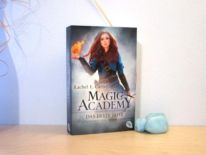 Magic Academy von Rachel E. Carter