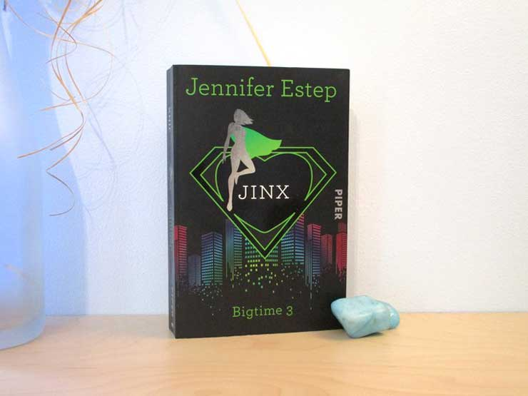 Jinx - Bigtime 3 von Jennifer Estep