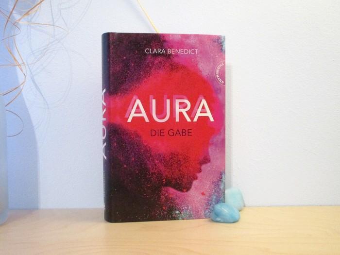 Rezension zu Aura – Die Gabe von Clara Benedict