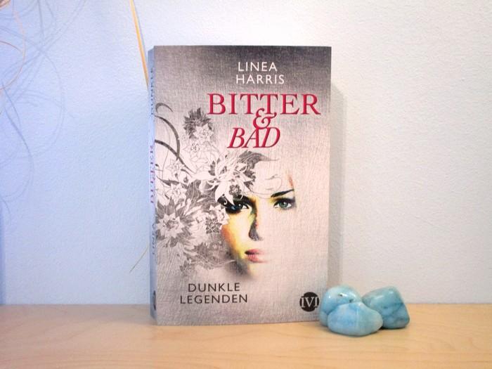 Bitter & Bad - Dunkle Legenden von Linea Harris