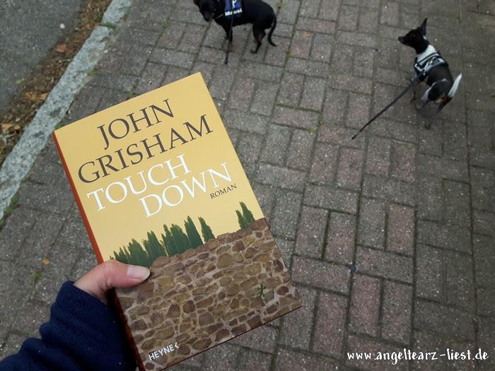 "John Grisham ""Touchdown"""