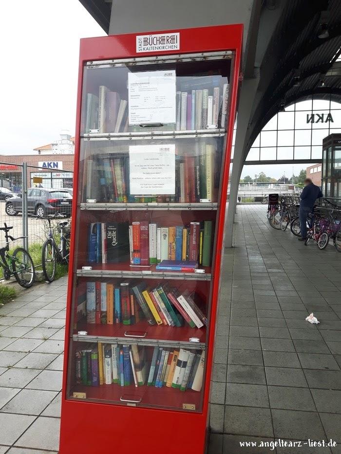Bücherschrank in Kaltenkirchen