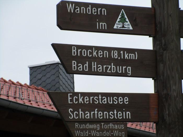 Wandern im Harz- Auf dem Weg zum Brocken