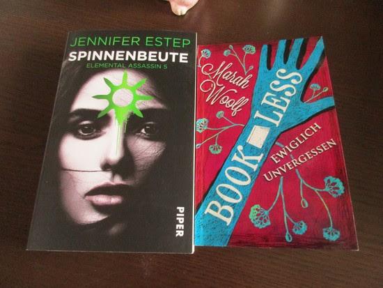 Leipziger Buchmesse 2016 - Meine Ausbeute