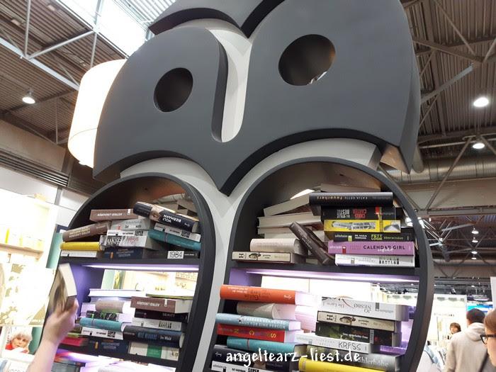 Eule Ullstein Leipziger Buchmesse 2017