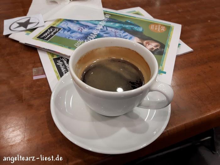 Kaffeepause Leipziger Buchmesse 2017