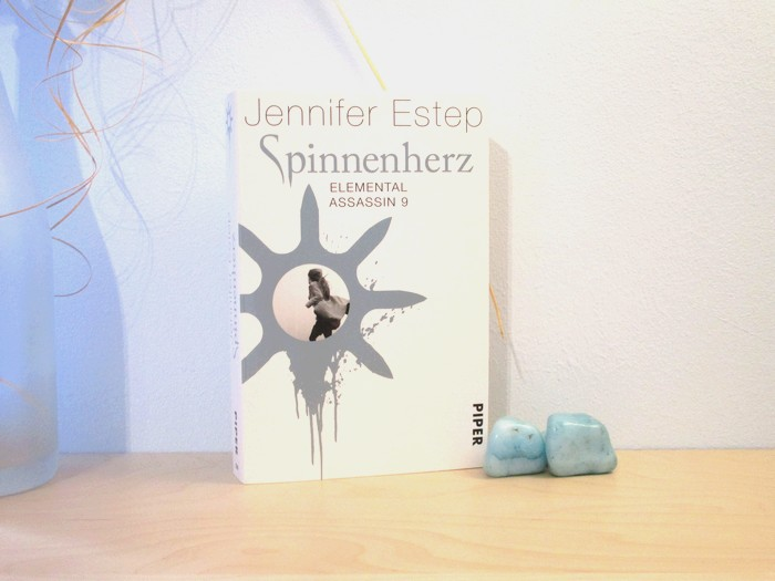 Spinnenherz von Jennifer Estep
