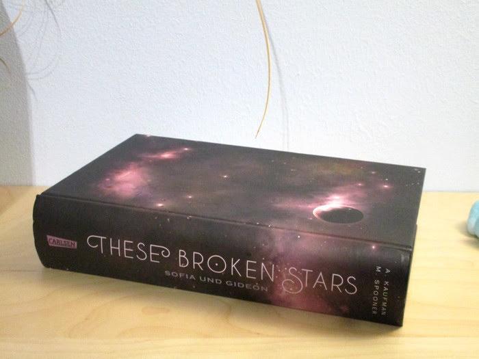 These Broken Stars - Sofia und Gideon von Amie Kaufman und Meagan Spooner