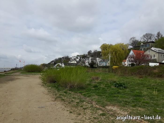 Das Hamburger Treppenviertel - Elbe