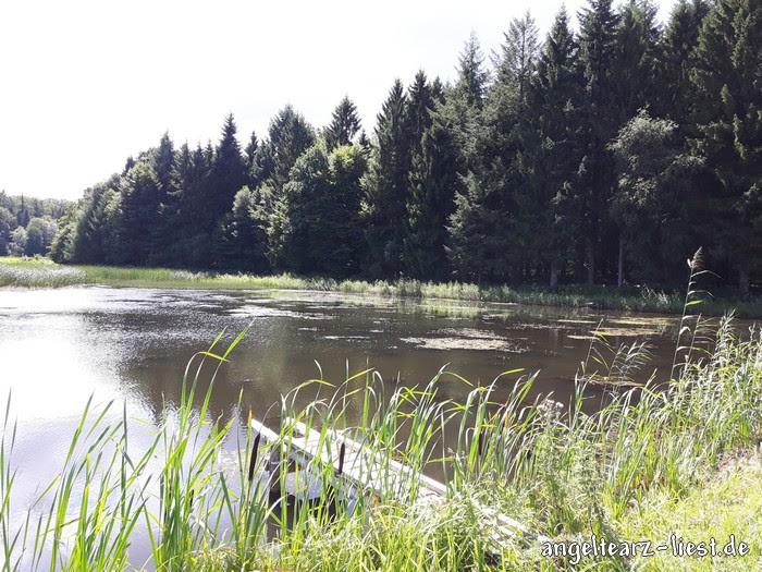 Fischteiche im Naturpark Aukrug - Schleswig-Holstein