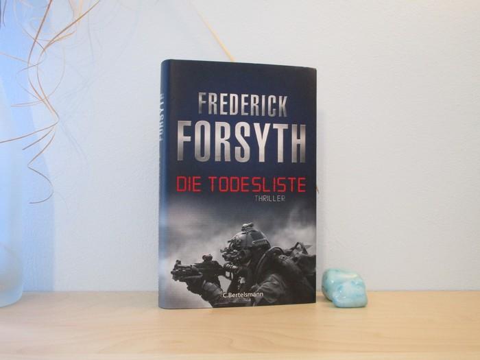 Die Todesliste von Frederick Forsyth