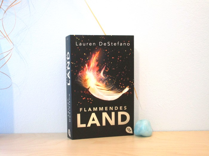 Flammendes Land von Lauren DeStefano
