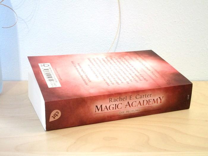 Rezension Magic Academy - Die Prüfung von Rachel E. Carter