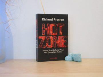 Hot Zone von Richard Preston