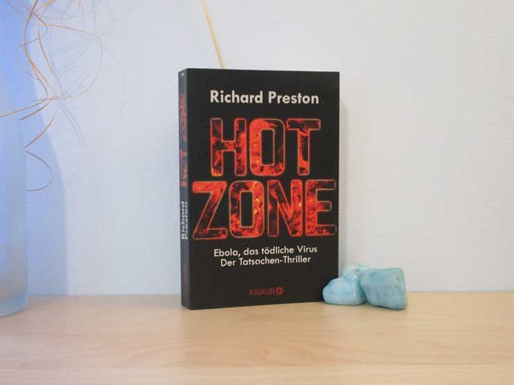 Hot Zone von Richard Preston
