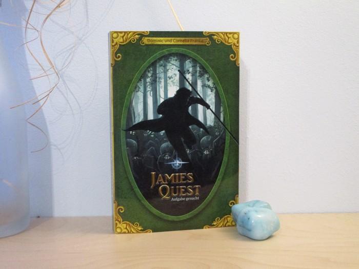 Jamies Quest von Cornelia und Dominic Franke