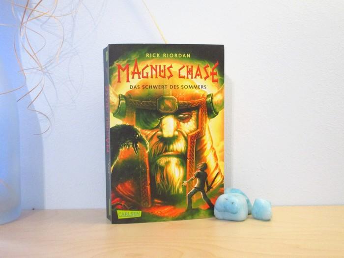 Rezension | Magnus Chase – Das Schwert des Sommers von Rick Riordan