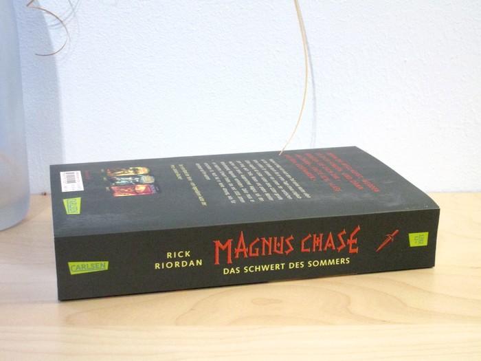 Magnus Chase - Das Schwert des Sommers von Rick Riordan