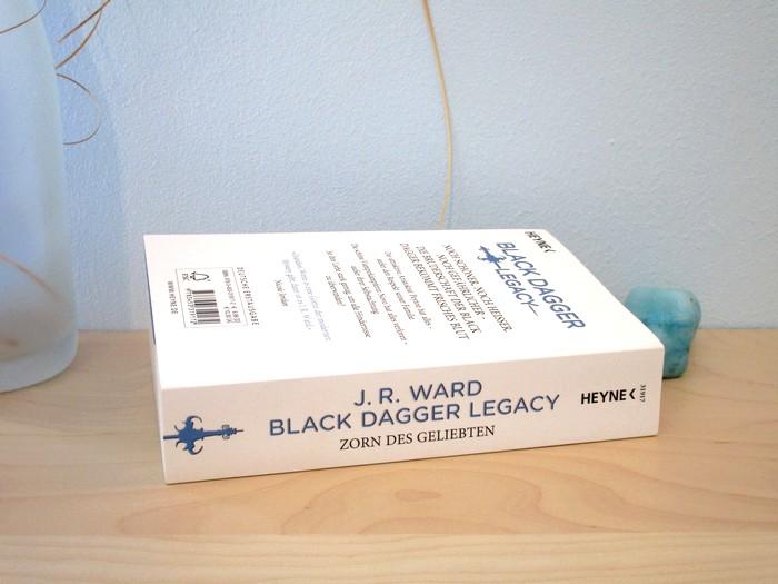 Black Dagger Legacy - Zorn des Geliebten von J. R. Ward
