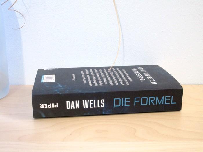 Rezension Die Formel von Dan Wells