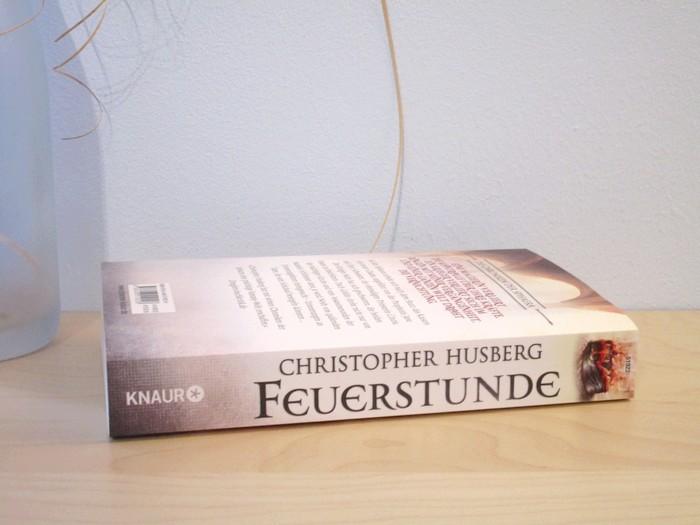 Feuerstunde von Christopher Husberg