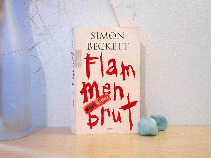 Flammenbrut von Simon Beckett