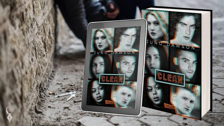 Tourbanner Clean von Juno Dawson