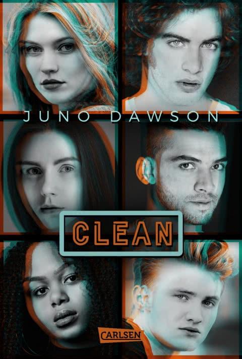 Clean von Juno Dawson